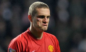 Nemanja Vidic rules out any transfer away from Manchester United