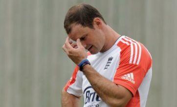 Andrew Strauss feels the pressure ahead of third test against Sri Lanka