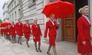 Virgin Atlantic warn passengers airline taxes 'to hit £3billion' next year