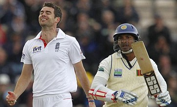 England hold sway as James Anderson reigns against Sri Lanka