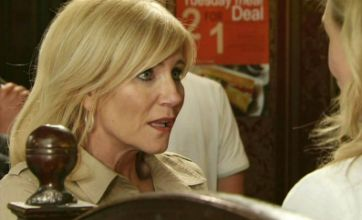 Corrie producer defends Michelle Collins' northern accent