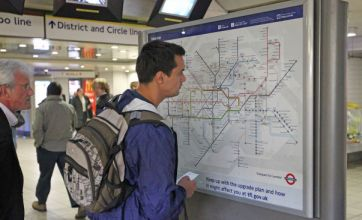 Tube strike set for 9pm Sunday over sacked worker