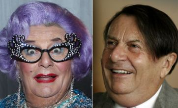 Dame Edna Everage to play Goblin King in The Hobbit