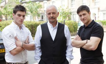 EastEnders boss tells cast: Choose between being actors or celebs