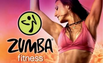 The Legend of Zumba Fitness – Games charts 18 June 2011