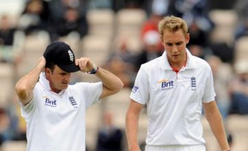 Andrew Strauss confident Stuart Broad will be fit to lead Twenty20 side