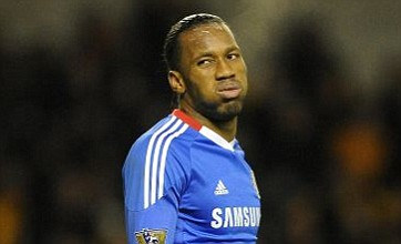Chelsea's Didier Drogba 'subject of AC Milan transfer inquiry'