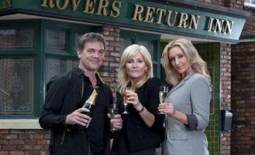 Coronation Street's Stella Price reveals she is Leanne Barlow's mum