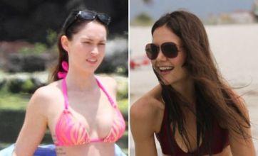 Megan Fox vs Katie Holmes: Hot or Not bikini special