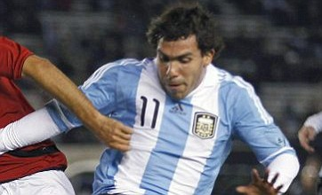 Inter Milan rule out Carlos Tevez deal and blame Manchester City for 'crazy market'