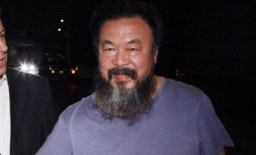 Chinese artist Ai Weiwei released from jail
