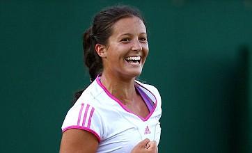 Wimbledon 2011: Laura Robson sets up showdown with Maria Sharapova