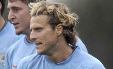 Diego Forlan 'destined for Tottenham' after Atletico reveal striker's wish