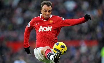 Manchester United set to hold crunch talks over Dimitar Berbatov future