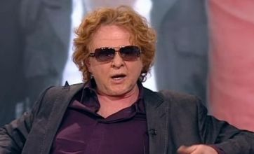 Mick Hucknall ridiculed on Twitter over The Faces TV interview