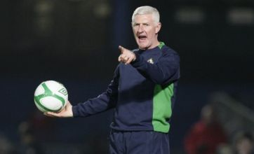 NI manager Nigel Worthington: My players can play football at Olympics