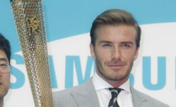 David Beckham: I want to play football for Team GB at the Olympics