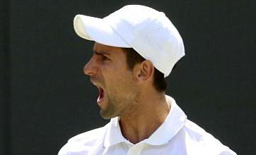 Wimbledon 2011: Novak Djokovic through as Lleyton Hewitt bows out