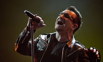 Bono: U2's Glastonbury debut had me scared sick