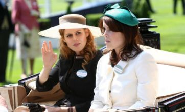 Princesses Beatrice and Eugenie set for Glee cameo roles?