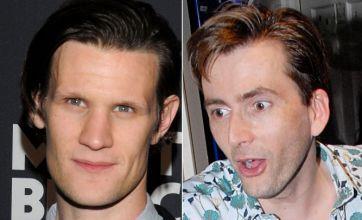 Past and present Doctors do battle as Matt Smith faces David Tennant