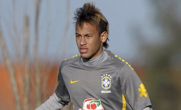 Neymar in talks with Chelsea and Man City as £40m buyout met, say Santos