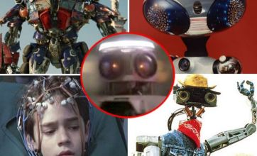 Top 5 most annoying talking robots in movies