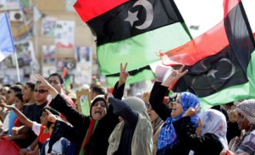 Government reveals plans for new Libya without Muammar Gaddafi