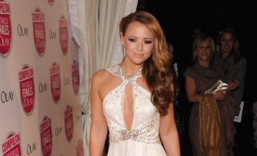 Kimberley Walsh: We're all bored with Cheryl Cole lies