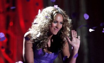 Leona Lewis: I want to be an X Factor mentor