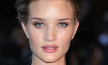 Rosie Huntington-Whiteley confesses she's still trying to woo Prince Harry