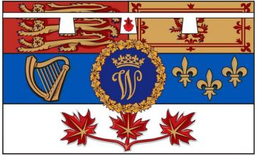 Kate Middleton and William unveil new flag for Canada trip