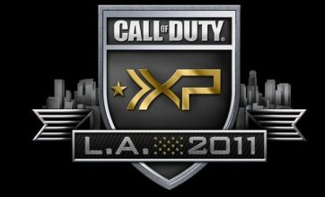 Call of Duty XP 2011 convention announced for September