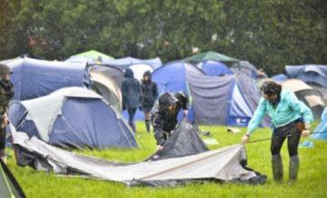 Glastonbury tents 'will end up as landfill as charities not interested'