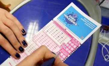 EuroMillions lottery winner is British: £161m lotto jackpot ticket from UK