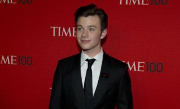 Chris Colfer: I found out about Glee exit on Twitter