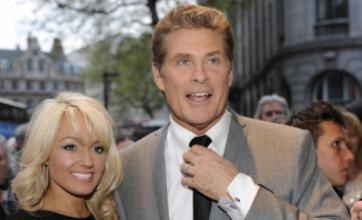 David Hasselhoff to marry Welsh girlfriend Hayley Roberts?