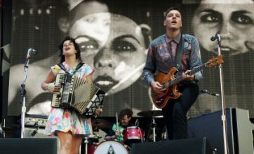 Arcade Fire's Hyde Park gig was euphoric and spine-tingling