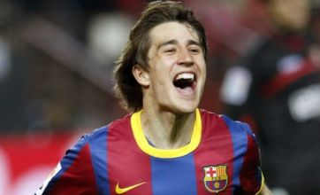 Bojan Krkic 'eyed by Spurs' as Harry Redknapp steps up striker search