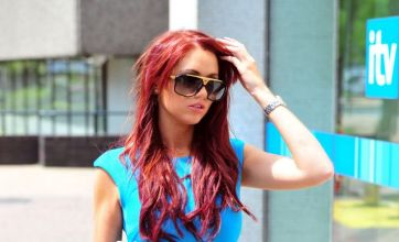 TOWIE's Amy Childs being fought over by Channel 4, ITV and the BBC