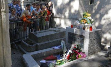 Jim Morrison: The Doors singer honoured 40 years after death