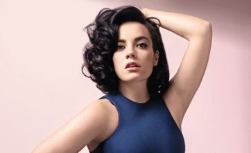 Lily Allen: Married life has put a smile on my face