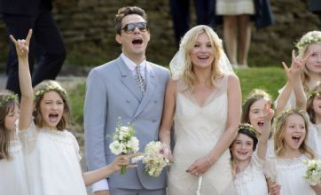Kate Moss wedding party not three-day 'Mosstonbury' bash after all?