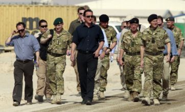 David Cameron announces 'new phase' of Afghanistan mission