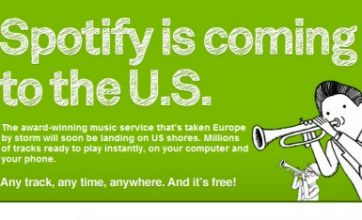 Spotify US launch coming soon as invite page goes live