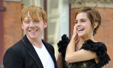 Emma Watson: Kissing Rupert Grint and Daniel Radcliffe 'got boring'