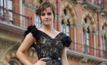 Harry Potter star Emma Watson's short black dress: Dare to Wear?