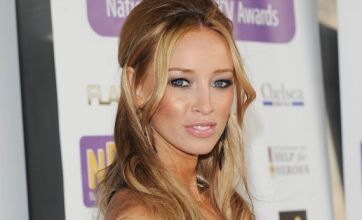 The Only Way Is Essex's Lauren Pope roots for MIC's Caggie and Spencer