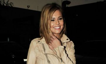 Cheryl Cole meets Derek Hough for Ashley reunion crunch talks