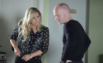 EastEnders' Tanya thinks she's pregnant after affair with Max